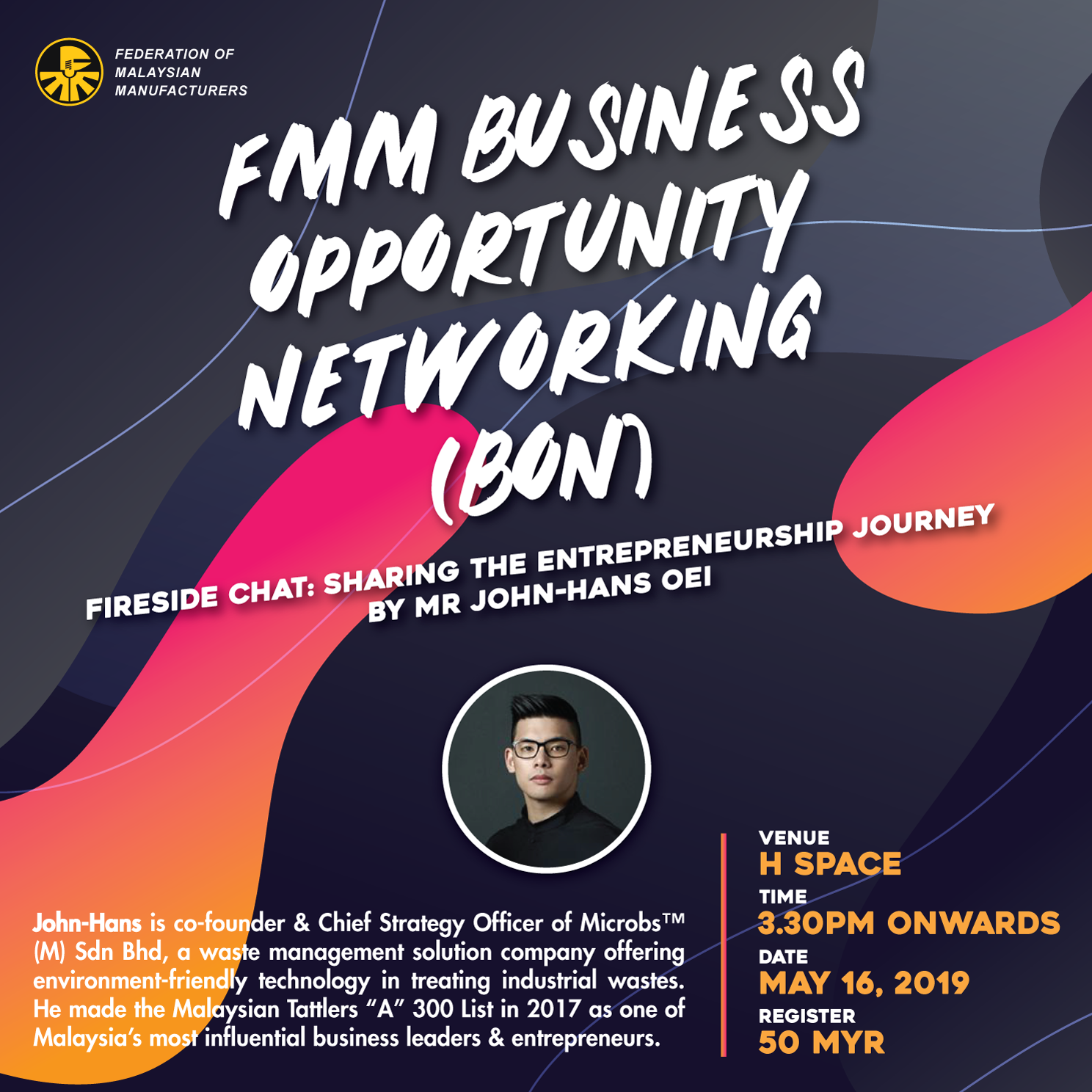 FMM Selangor Business Opportunities Networking